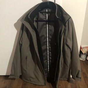 Weatherproof Two Layer Winter Jacket